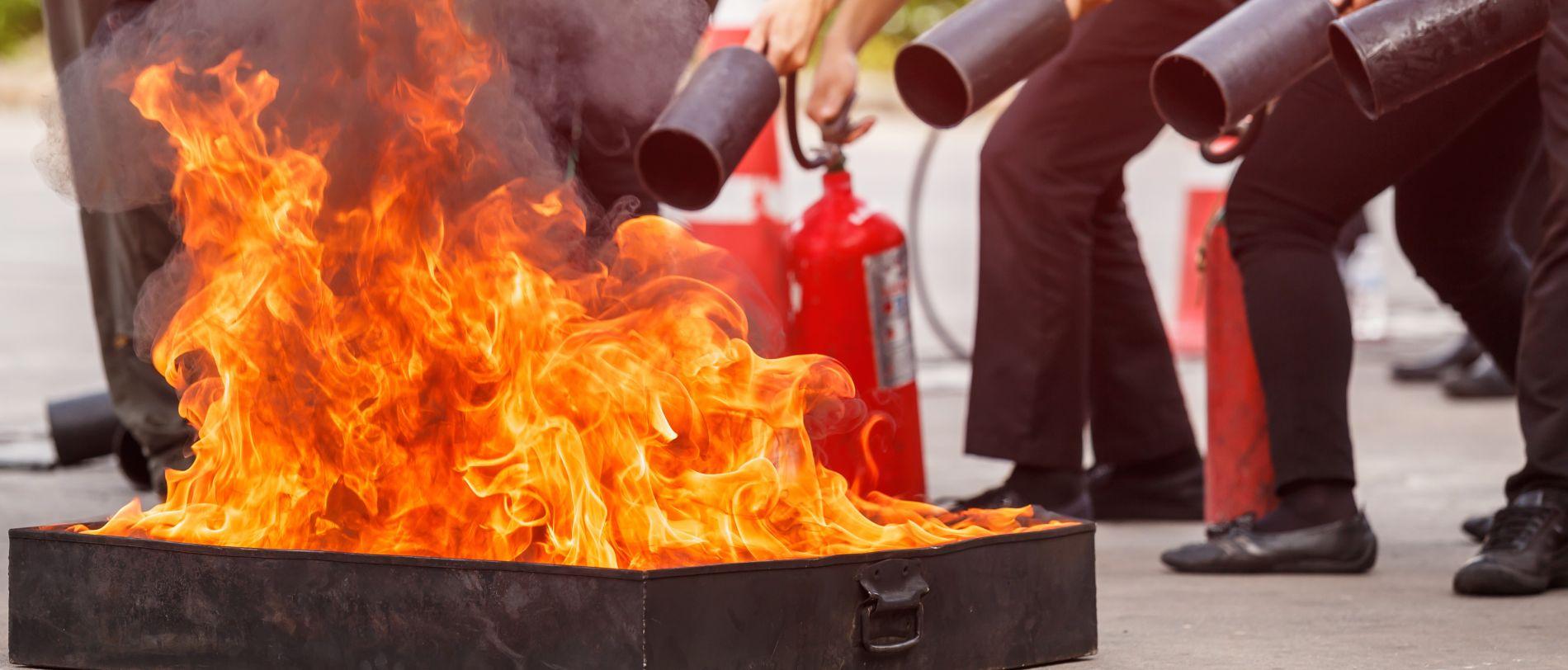Formation incendie : équipier premier secours